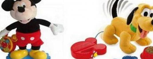 Pack de juguetes disney como nuevos