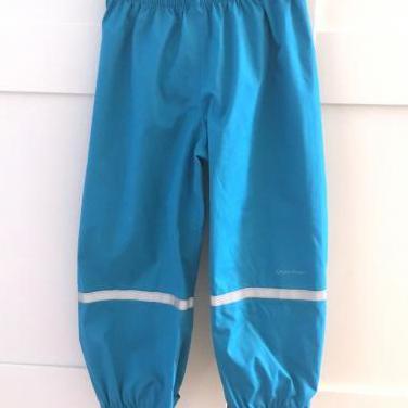Pantalon Impermeable niño 3 años