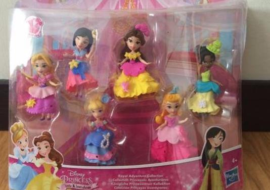 Princesas disney (hasbro). nuevas