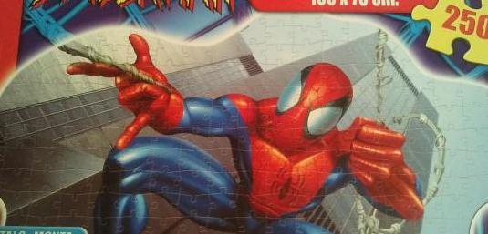 Puzzles star wars y spiderman