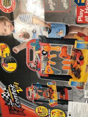 Set herramientas de juguete