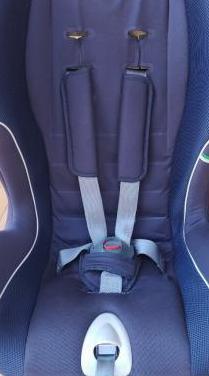 Silla infantil para coche isofix