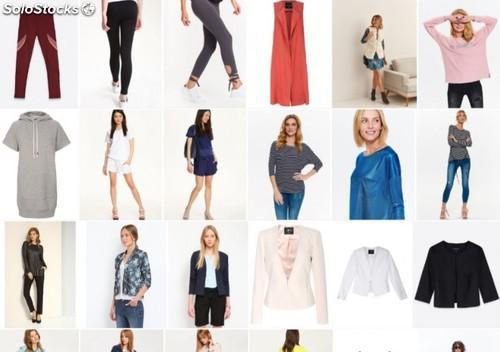 Stock ropa mujer verano economica
