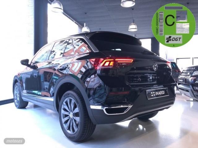 Volkswagen tiguan t-roc 1.5 tsi dsg sport de 2020 con 12 km