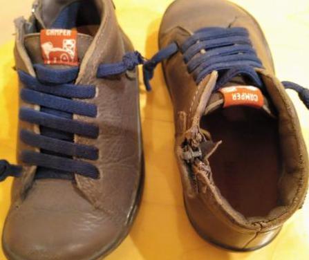 Zapatos niño niña camper nº 25