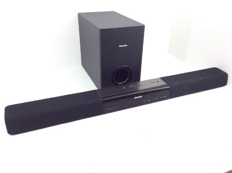 Barra sonido philips htl2160