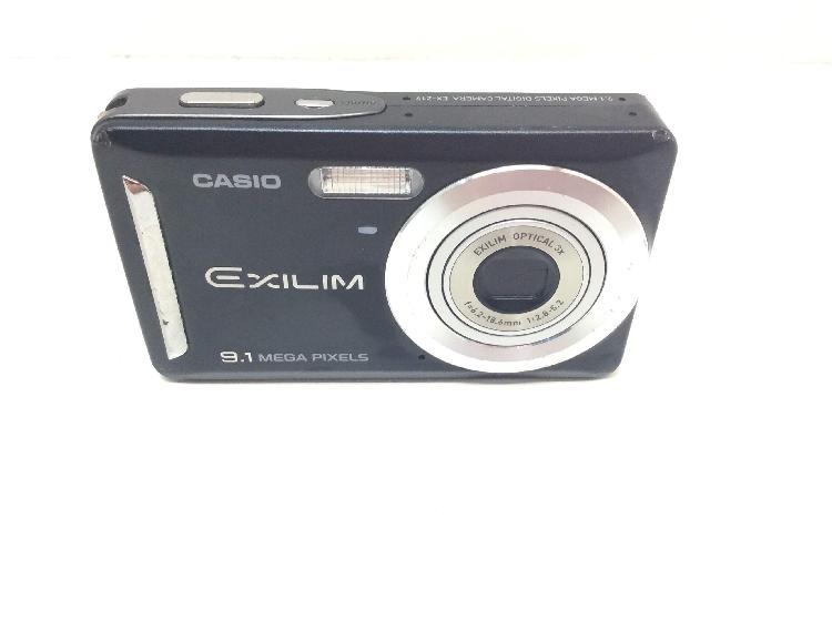 Camara digital compacta casio casio ex-z19