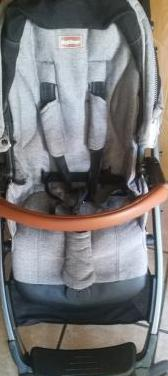 Capazo silla de paseo peg perego