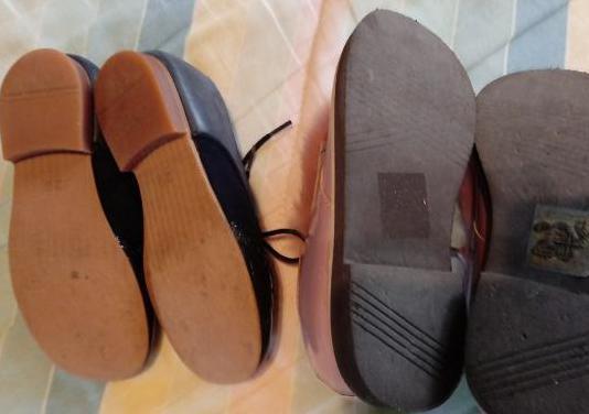 Dos pares de zapatos numero 26