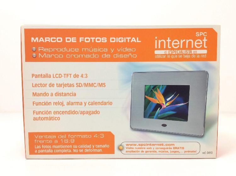 Marco fotos digitales spc internet marco digital