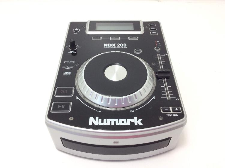 Reproductor cd numark ndx 200