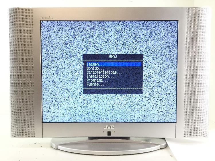 Televisor lcd jvc 20e50su