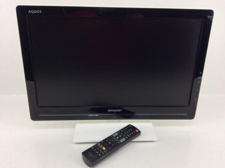 Televisor lcd sharp lc-22le430e