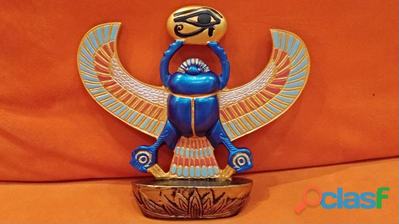 Figuritas Egipcias del escarabajo