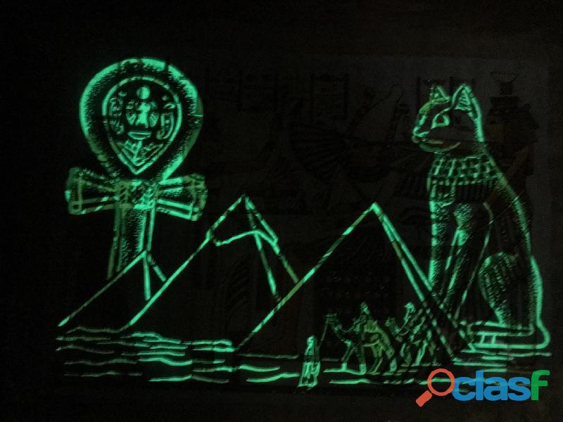 Papiro original Egipcio magico