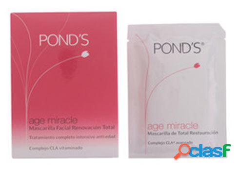 Pond's age miracle mascarilla 7 uds