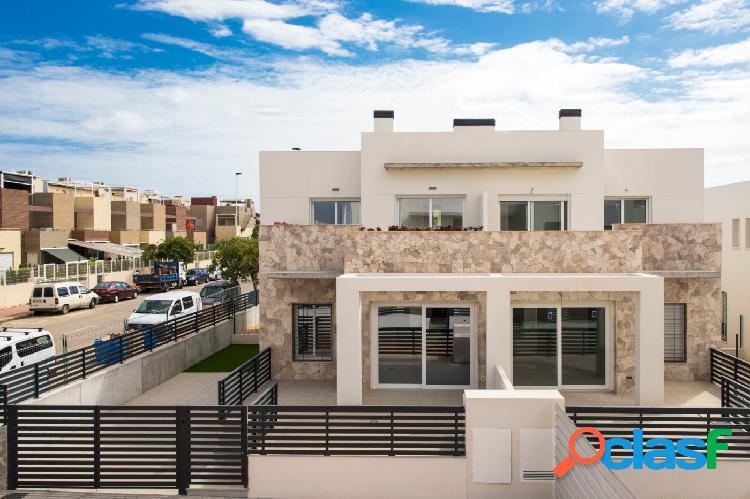 Bungalow en Torrevieja nuevo y cerca del mar DESDE 165000€ 2