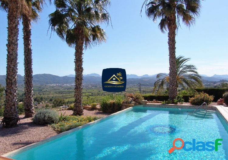 Costa houses luxury villas s.l ⚜ villa mediterránea a la venta en javea costa blanca