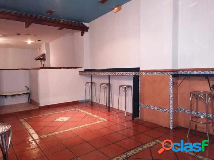 Local comercial en cruz roja