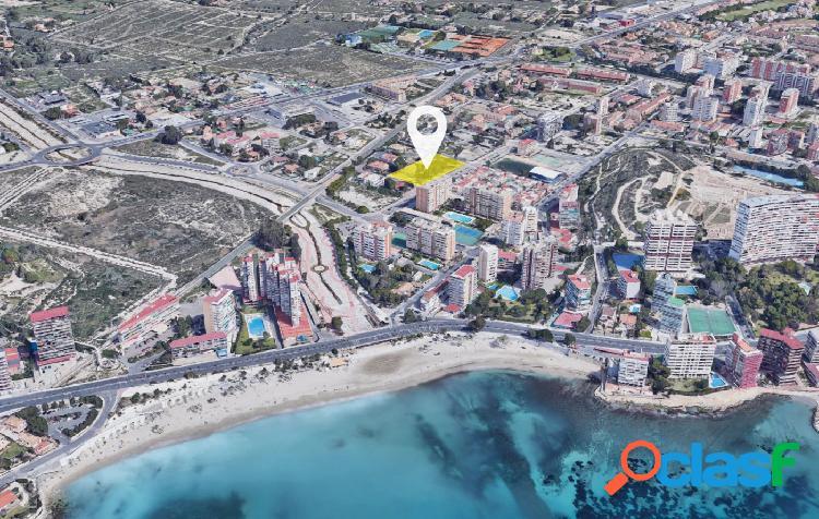 Parcelas urbanas a 300m de la playa de la albufereta