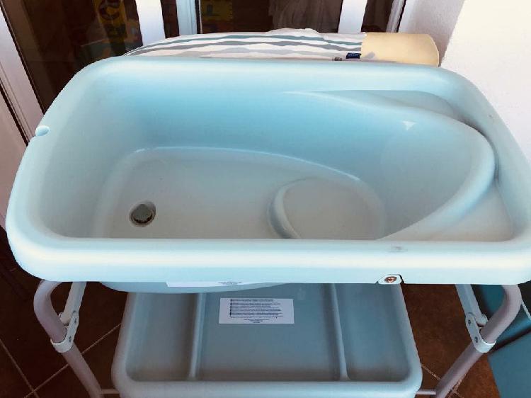 Chicco - bañera cambiador usado