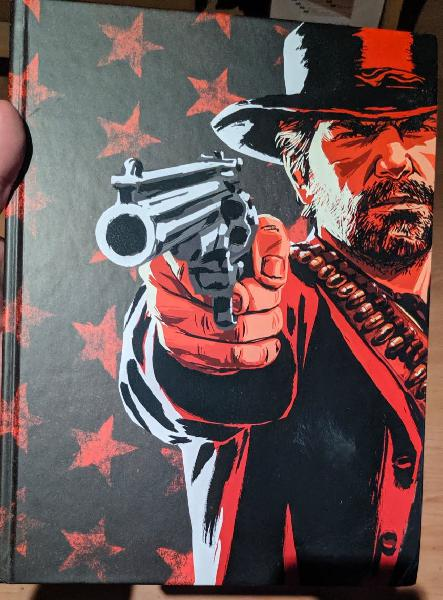 Guía red dead redemption 2