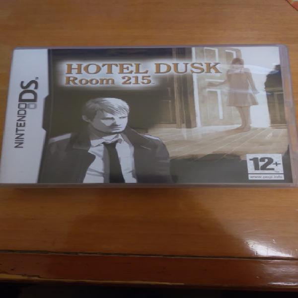 Hotel dusk nintendo ds