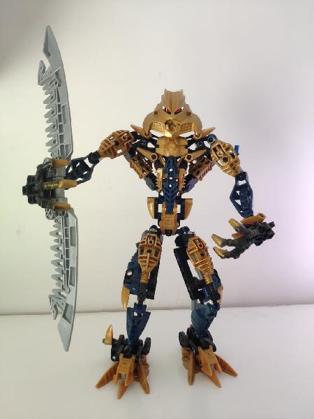 Lego bionicle brutaka 8734