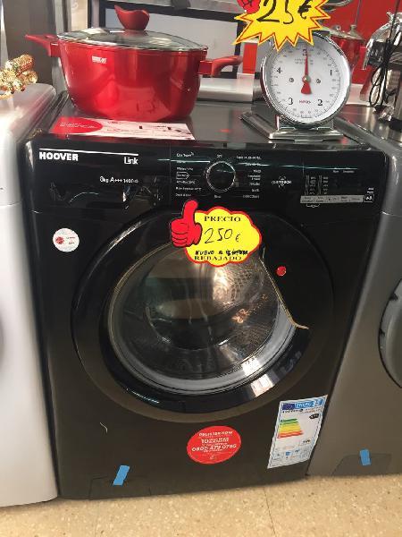 Lavadora 8kg a+++ 1400 rpm nueva a estrenar