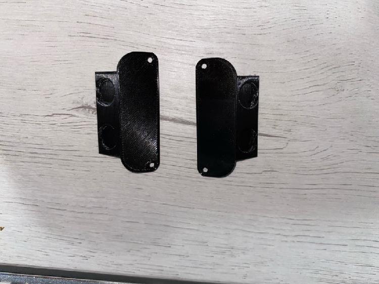 Levas magnéticas thrustmaster