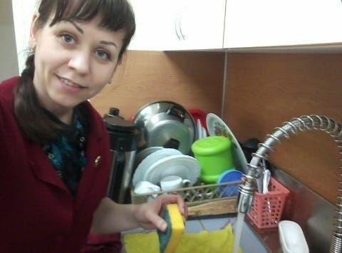 Limpieza, empleada, cuidadora, niñera