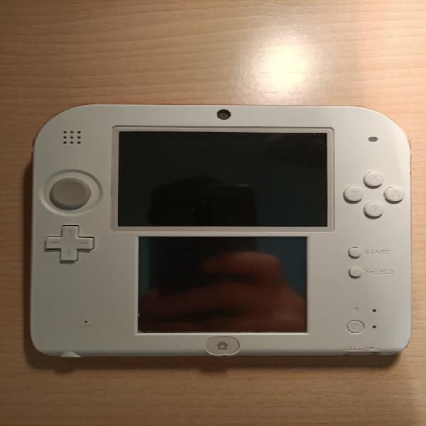 Nintendo 2ds fbi. en perfecto estado.