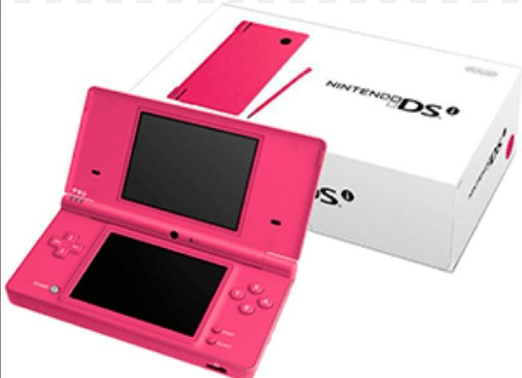 Nintendo dsi rosa + juegos