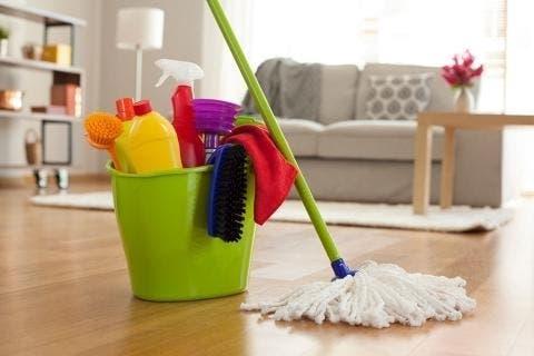 Persona para limpieza con mucha experiencia