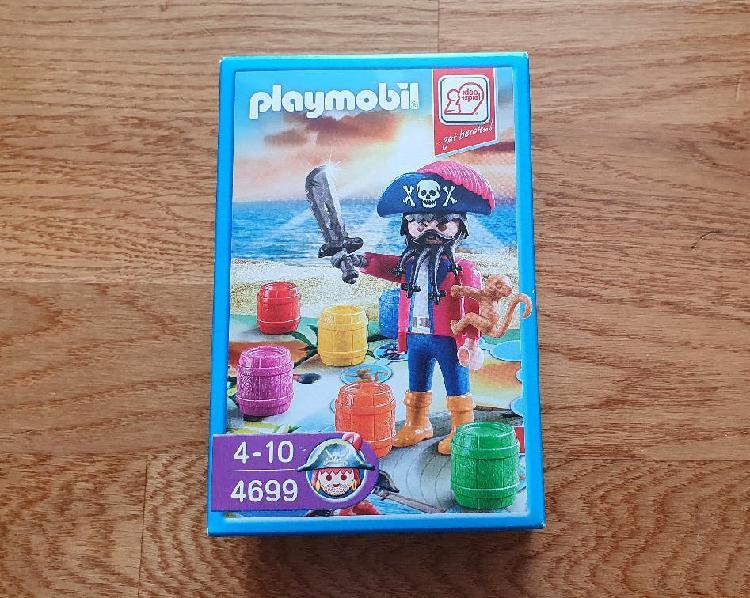 Playmobil 4699 pirata precintado y descatalogado