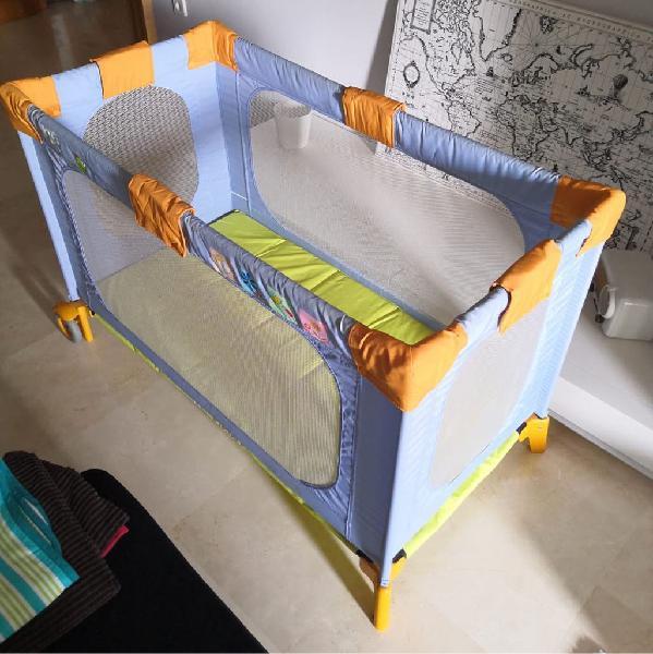 Parque infantil/cuna de viaje prenatal