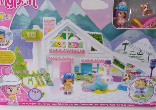 Pinypon casa de la nieve con envío gratis