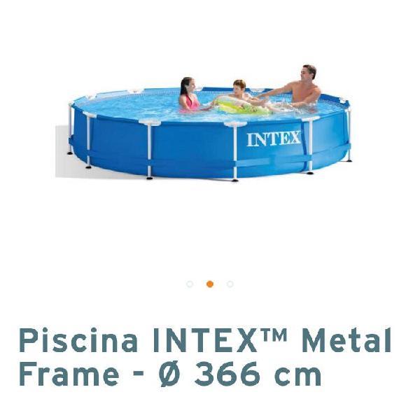 Piscina intex 366 x 76