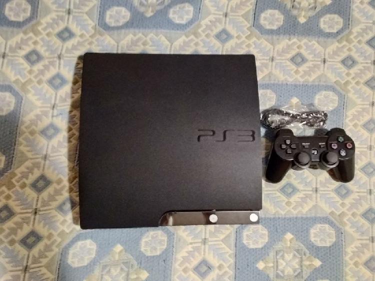 Ps3 1 mando y 10 juegos