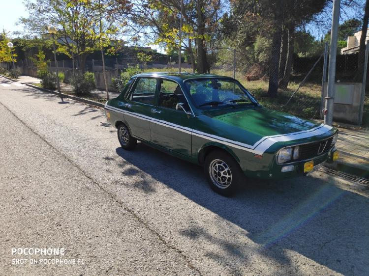 Renault 12 sle