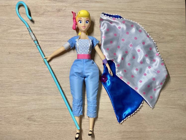 Toy story bo peep nueva, reproduce sonidos muñeca