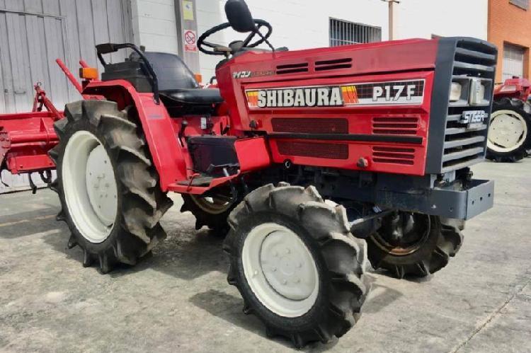 Venta de tractor segunda mano shibaura