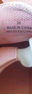 Zapatillas de niña benetton