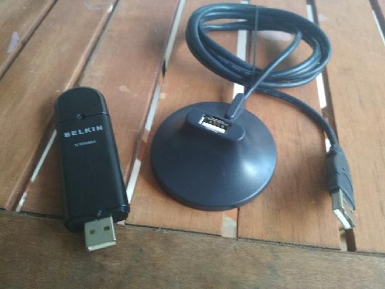 Adaptador wifi wireless belkin usb
