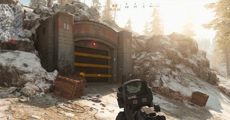 Entrar al bunker 11 warzone