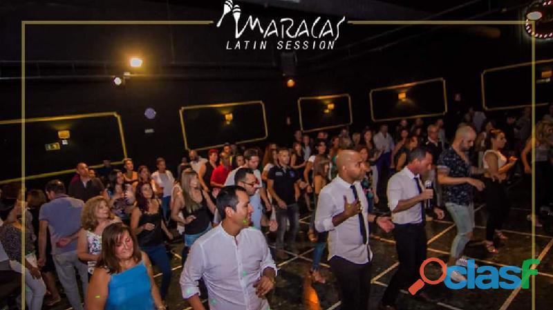 MARACAS SE TRASLADA A FUENLABRADA......
