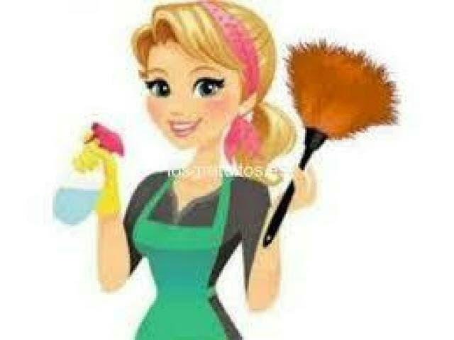 Servicio de limpieza a domicilio