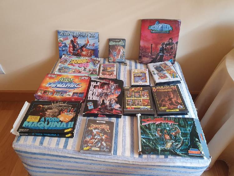 Spectrum 48k + juegos originales