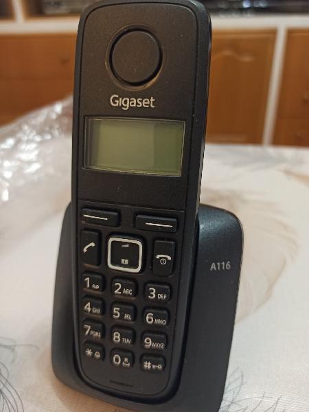 Teléfono inalámbrico gigaset a116
