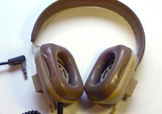 Auriculares vintage reivox